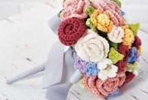 flores - crochet
