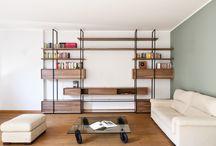 BRECCIA bookcase