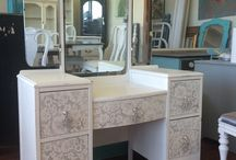 My Shabby Chic Vanities / This board has pics of all the vanities I have painted.