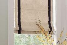 Window treatments / by Katie Brown