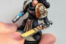 Warhammer 40K Black Templars