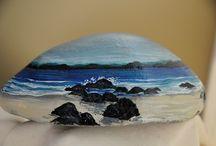Spiagge e pietre