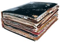 Sketchbooks and portfolios