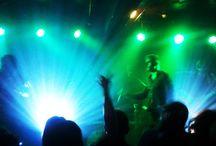 live in concert / pix taken at various concerts