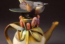 The kande fugle / by May Mühlendorph