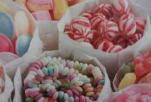 goodies / sweeties of old / old fashioned sweets from childhood
