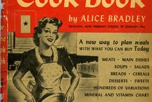 Cook books / by Diane Hill