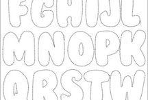 formato de letras
