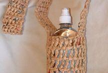Crochet - water bottle