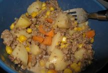 Crock Pot Meals / by Cassie Marshall