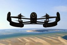 Érdekes repülő tárgy / Modern technika vívmánya.