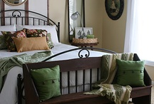Bedroom Ideas / Inspiration for master bedrooms and spare rooms! / by Jennifer O'Meara