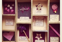 Les cabinets de curiosités /cabinet of curiosity