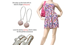 Fiona Claire / Fiona Claire shares her fashion faves with you and shows you how to accessorize them! / by Factory Connection