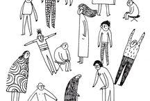 Character Illustration Styles
