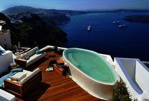 Wonderful Santorini / Beautiful Santorini hotels