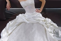 Collected Brides 1 / Orientation: Portrait. Modern brides have been breaking tradition on all fronts of wedding fashion and designers are running with it. (#weddingdresses) (#design) (#fashion)