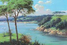 Art Painter Hoca Ali Rıza