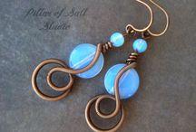drôtene šperky