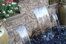 water fall minimalist