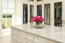 Pepare/Closet/Dressing Rooms / Preparing To Hit The Town, Closet Spaces and Dressing Rooms / by Deemed Worthy