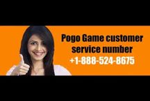 pogo games techinical support number usa