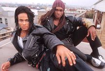 Milli Vanilli / Musicians from back in the day, big scandal, but good entertainment!
