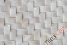 Mother Of Pearl Mosaic Tiles / Luxury mosaic tiles made of natural mother of pearls, ideal for kitchen backsplash tiles,bathroom wall tiles,ceiling mosaic tiles,fireplace surround tiles,column tiles,swimming pool tiles,furniture surface tiles,etc.limited only to your imagination.