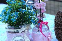 Esküvői dekoráció inspirációk és ötletek / Ötletek, inspirációk esküvői dekorációra...