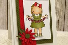 It's a MFT Christmas (Card)