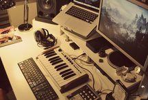 studio de trabalho
