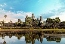 Cambodia / Cambodia is one of the six countries in the Greater Mekong Subregion (GMS), located in the southern portion of the Indochina Peninsula in Southeast Asia.   For more information about Cambodia and GMS : http://www.tourismmekong.org/index.php/experience-mekong/cambodia/