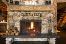 Warming Fireplaces / Fireplaces in homes