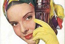 art: vintage ads