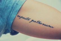 Harry Potter Tetoválások
