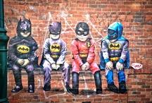 Heroes | DC + MARVEL