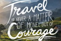 Inspirations to Travel