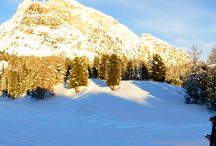 Huttentocht in Italië / Geweldige Huttentocht door de Dolomieten. 8 dagen op de ski's met een rugzak van hut naar hut. Een prachtige reis voor de echte wintersport liefhebbers.