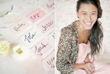 wedding trend: watercolor