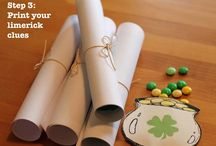 Holiday Ideas.....St Patricks Day / by Michelle Ruark