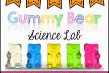 Kindergarten Science / by Kelly Shissler