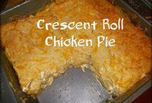 Recipes_Crescent Roll