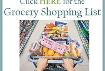 Bargain Shopper / by Sara Beth Pearson