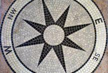 Tiles Compass