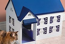 My inspiration for crafting cat house