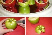 Lebensmittelkunst