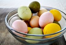Easter Recipes and Fun!