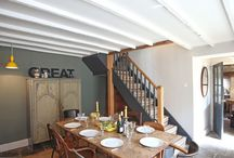 Eat, drink,be merry at our tables! / Dining rooms, eat in kitchens, breakfast tables