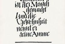 Calligraphy: Expressive