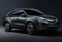 Present Acura Trendsetters!  / Innovation and Luxury!